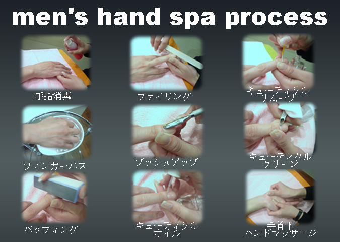 men's-hand-spa-process
